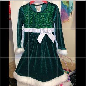 Green Christmas Dress (Holiday)